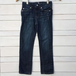 7 For All Mankind Slimmy Adjustable Jeans Size 6